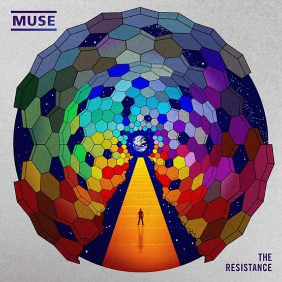 Muse - The Resistance 2LP