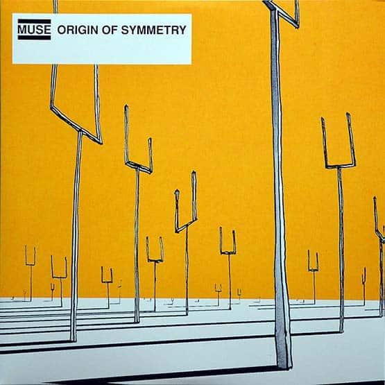 Muse - Origin of Symmetry 2LP
