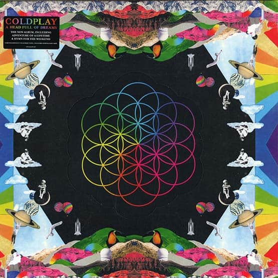 Coldplay - A Head Full of Dreams 2LP