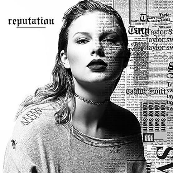 Taylor Swift - reputation 2LP