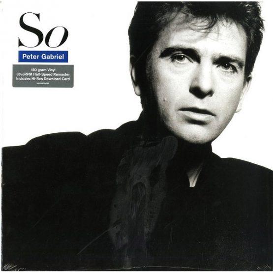 Peter Gabriel / So