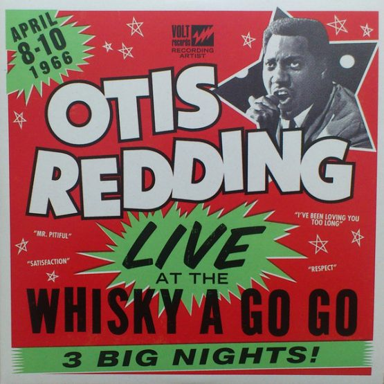 Otis Redding / Live At The Whisky A Go Go