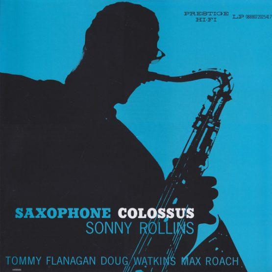 Sonny Rollins, Tommy Flanagan, Doug Watkins, Max Roach / Saxophone Colossus