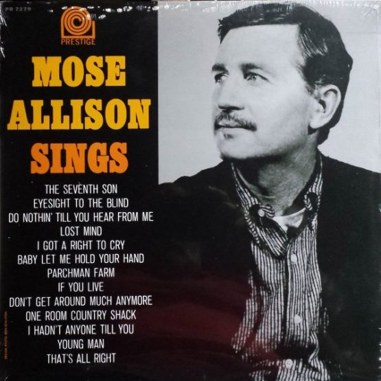 Mose Allison / Mose Allison Sings