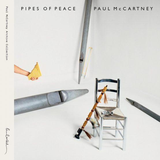 Paul Mccartney / Pipes Of Peace - Vinyl