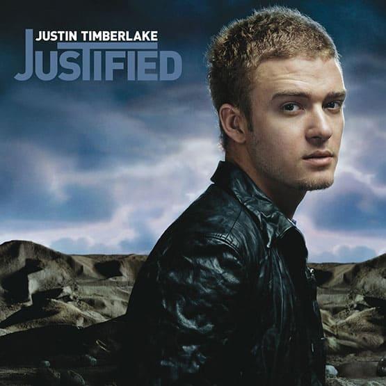 Justin Timberlake - Justified-2LP