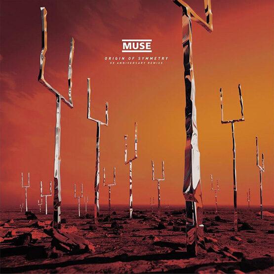 Muse - Origin Of Symmetry LP