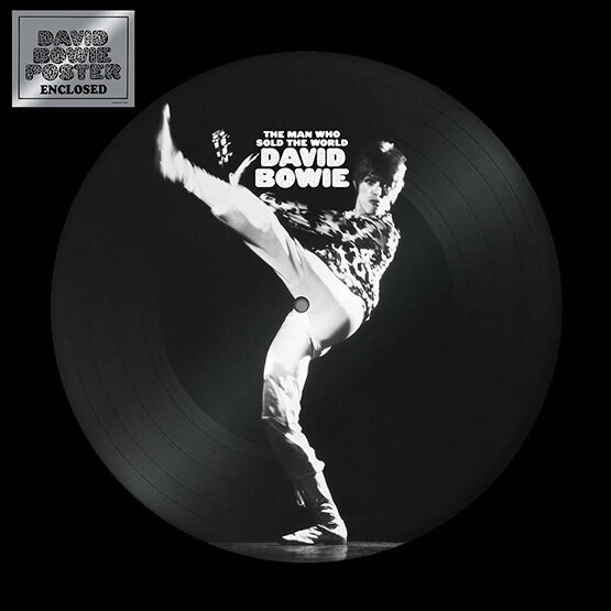 David Bowie - The Man Who Sold The World Picture Disc