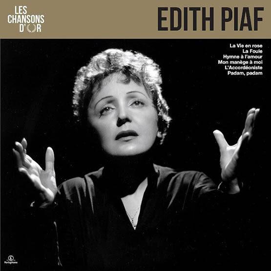 Edith Piaf - Les Chansons D'or