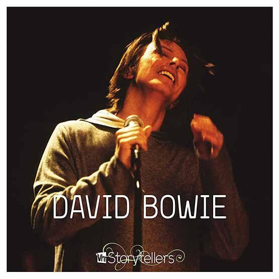 David Bowie - Vh1 Storytellers 2LP