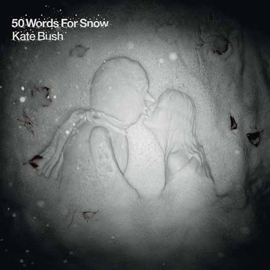 Kate Bush - 50 Words For Snow 2LP