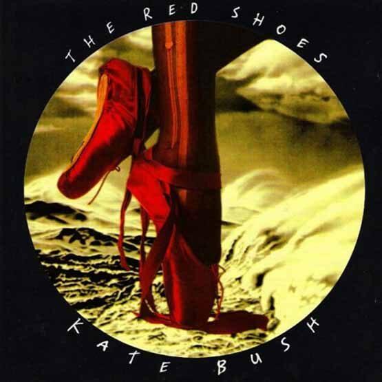 Kate Bush - The Red Shoes 2LP