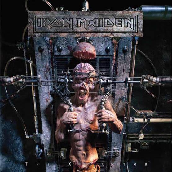 Iron Maiden - The X Factor