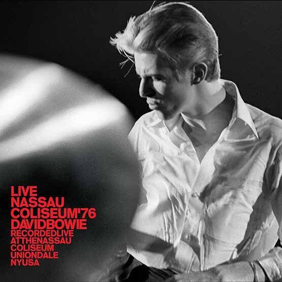 David Bowie - Live Nassau Colis 2LP