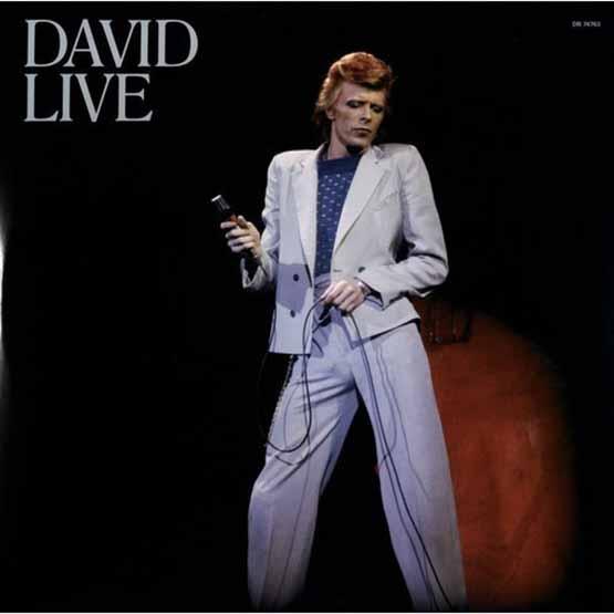 David Bowie - David Live 3LP