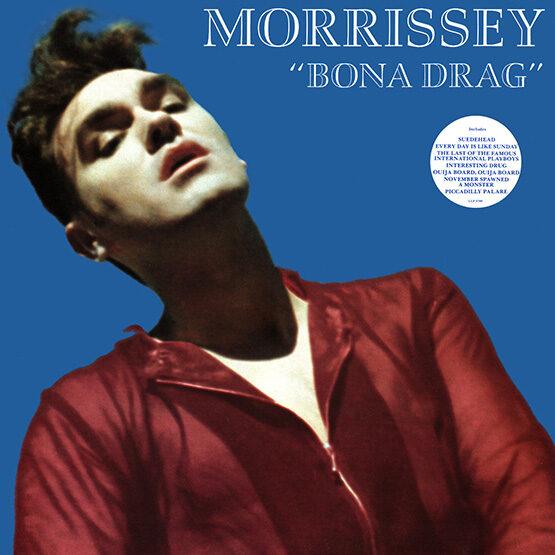 Morrissey - Bona Drag: Green Vinyl 2LP