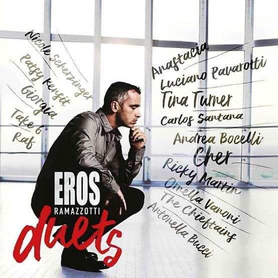 Eros Ramazzotti - Eros Duets-2LP