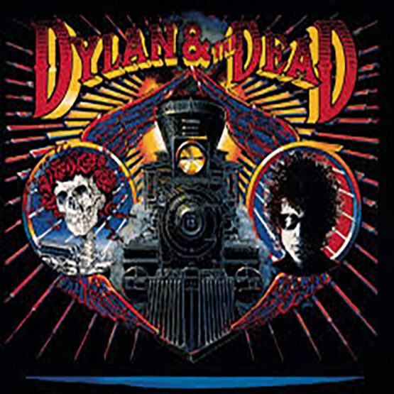 Bob Dylan - Bob Dylan And The Grateful Dead