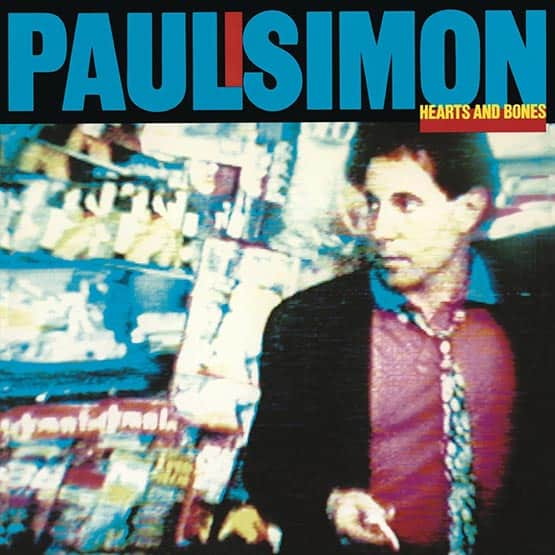 Paul Simon- Hearts And Bones