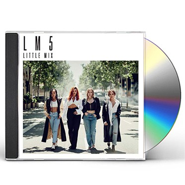 Little Mix - Lm5 CD
