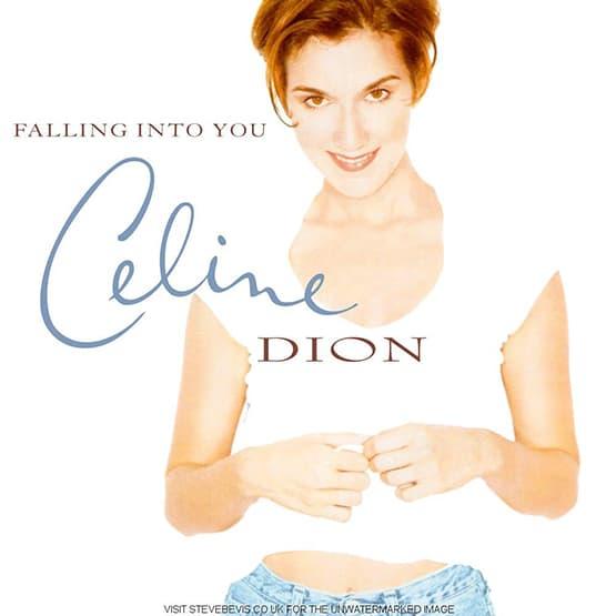 Celine Dion - Falling Into You -2LP