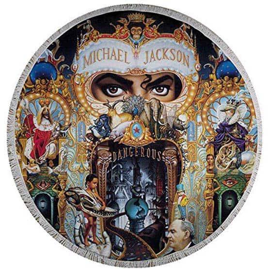Michael Jackson - Dangerous (Picture Vinyl) - 2LP
