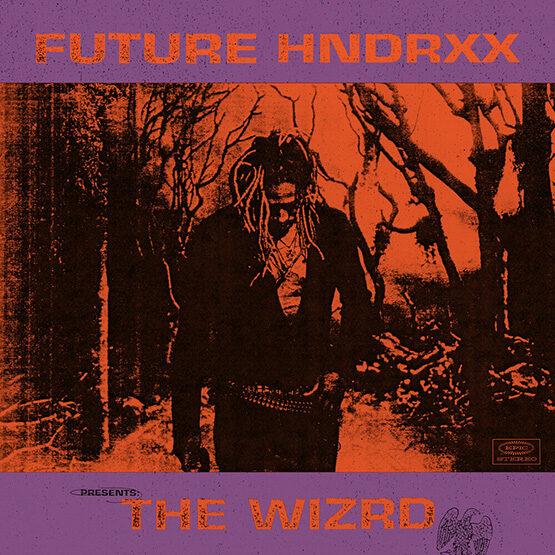 Future - Future Hndrxx Presents: The Wizrd 2LP
