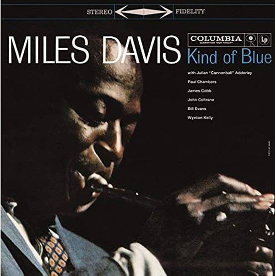 Miles Davis - Kind Of Blue (Colored Vinyl)