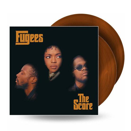 Fugees - The Score -Colored Vinyl 2LP