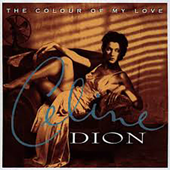 Celine Dion - The Colour Of My Love-2LP