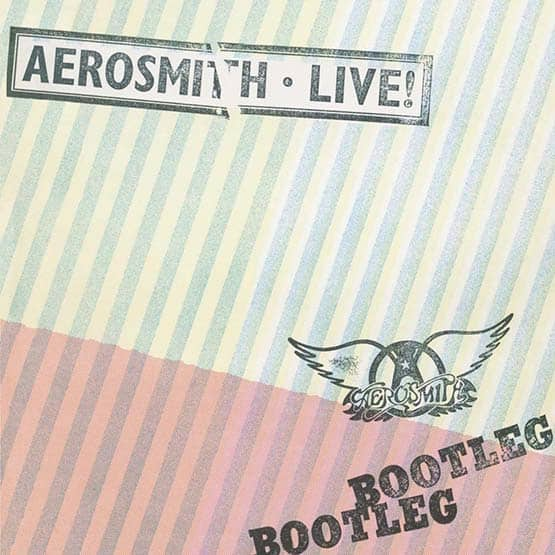 Aerosmith - Live Bootleg- 2LP