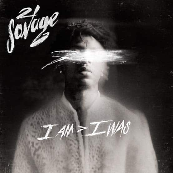 21 Savage - I Am > I Was-2LP