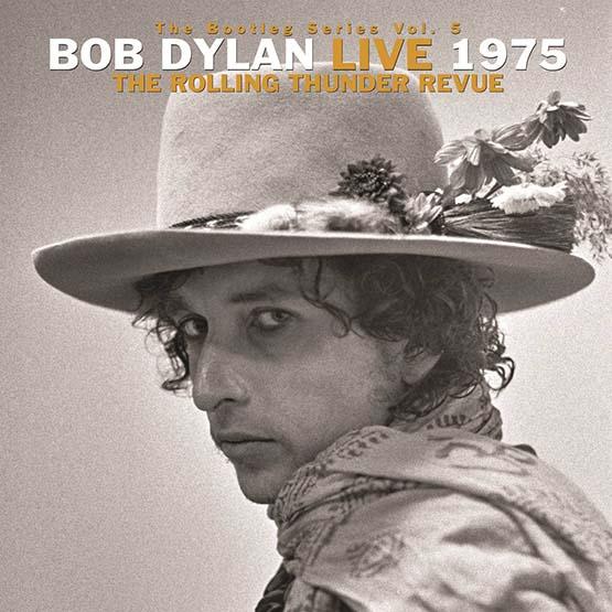 Bob Dylan - The Bootleg Series Vol. 5: Bob Dylan Live 1975, The Rolling Thunder Revue - 3LP