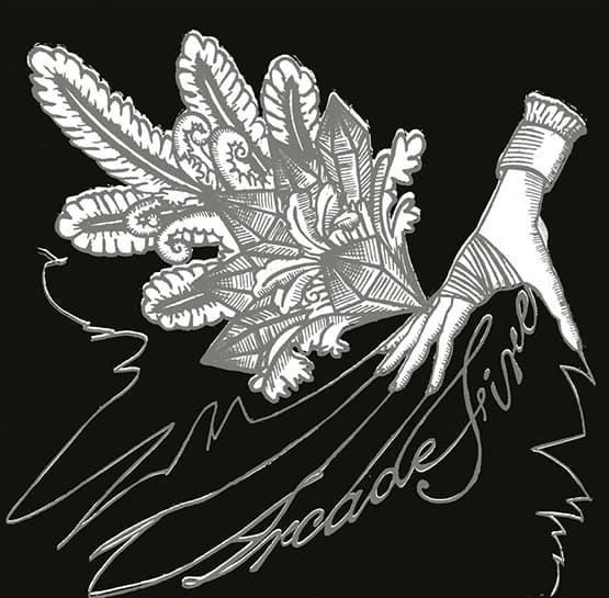 Arcade Fire - Neighborhood #1 (Tunnels) - 7 Inch Vinyl Single