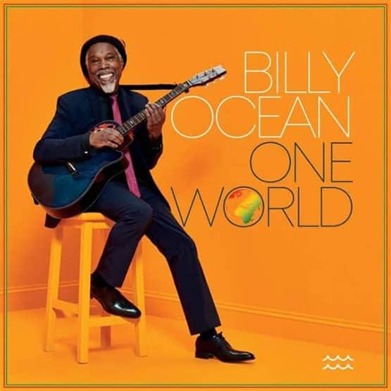 Billy Ocean - One World 2LP