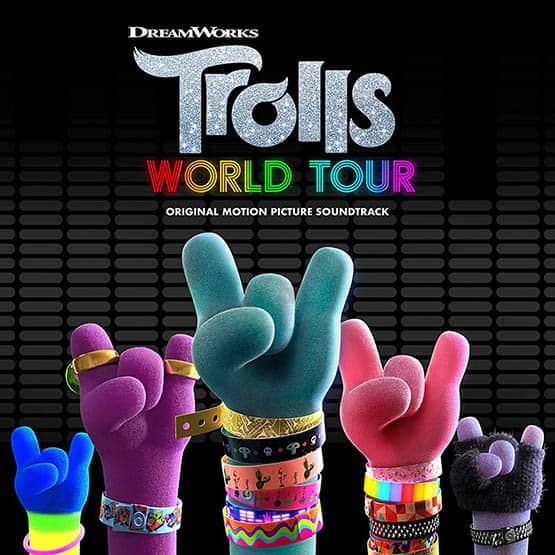 Various Artists - Trolls World Tour 2LP