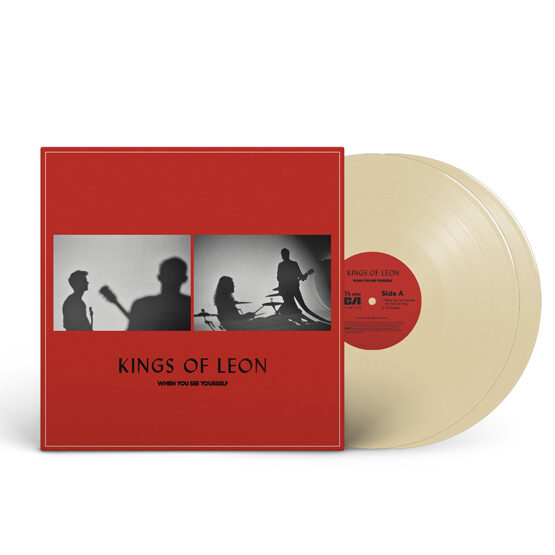 Kings Of Leon - When You See Yourself 2LP  Cream Color