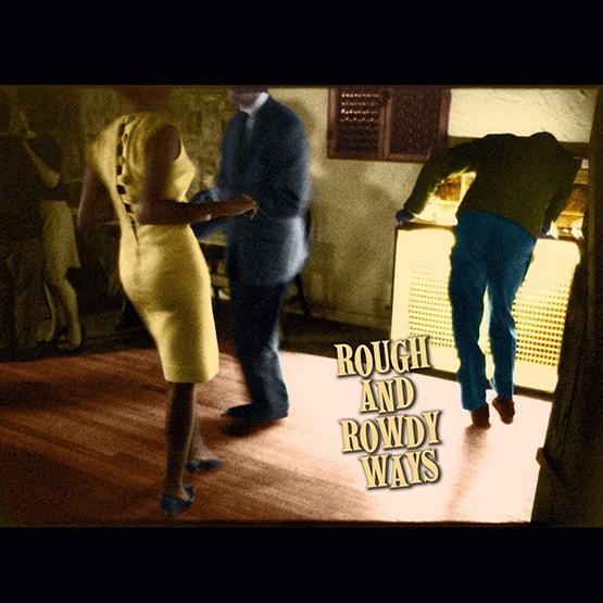 Bob Dylan -Rough And Rowdy Ways (Yellow Vinyl) 2Lp'S