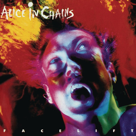 Alice In Chains - Facelif 2LP