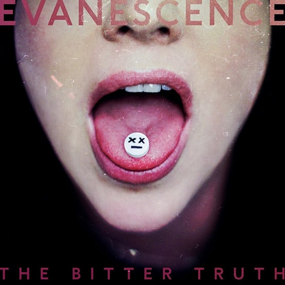Evanescence - The Bitter Truth 2LP