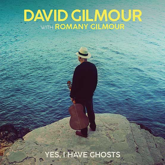 David Gilmour - Yes, I Have Ghosts - 7 Inch Vinyl Single