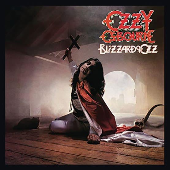 Ozzy Osbourne - Blizzard Of Ozz Colored Vinyl