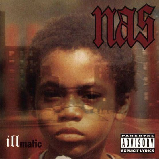 Nas - Illmatic - Lp (Clear Classics Edition)