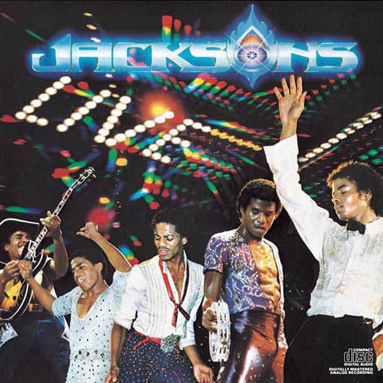 The Jacksons - Live  2LP