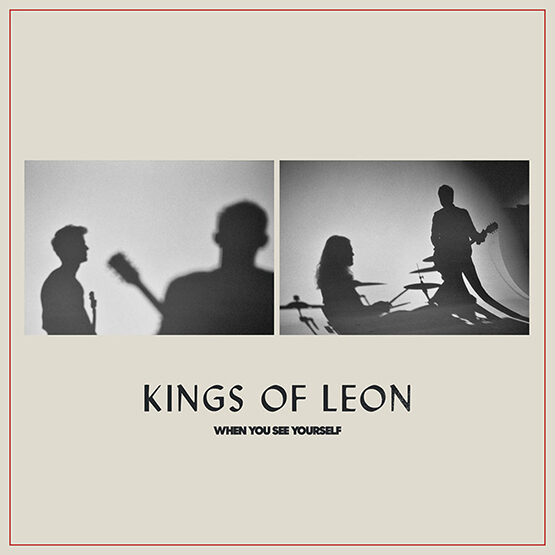 Kings Of Leon - When You See Yourself 2LP Red Vinyl