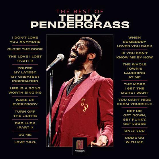 Pendergras Teddy - The Best Of Teddy Pendergrass - 2LP