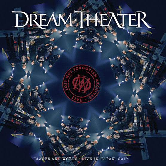 Dream Theater - Lost Not Forgotten Archives: Images And Words - Live In Japan, 2017 2LP+CD