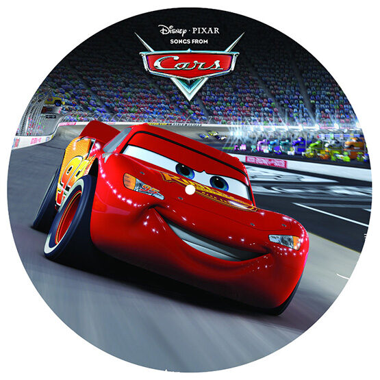 Various Artists - Songs from Cars Limited Edition Picture Disc