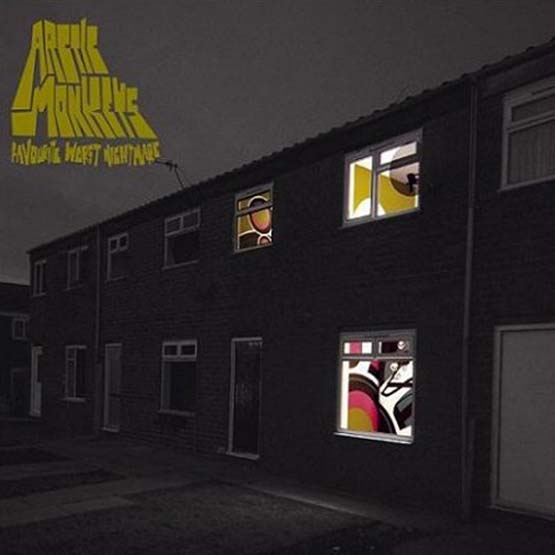 Arctic Monkeys - Favourite Wors