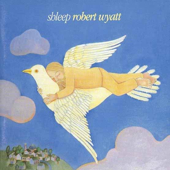 Robert Wyatt -Shleep 2LP